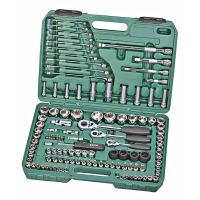 世达SATA 公英制综合性工具120件套