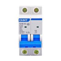 正泰CHNT 小型断路器NXB-63/C型2P