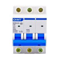 正泰CHNT 小型断路器NXB-63/C型3P