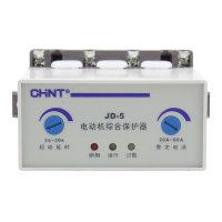 正泰CHNT 电动机保护器JD-5型AC380V