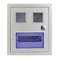 赫力斯 电表箱PZ40-2户