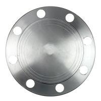 钢坯制锻钢盲板16kg