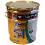 立邦 金装净味五合一内墙乳胶漆
