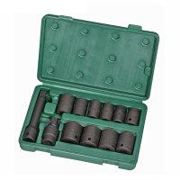 世达SATA 公制气动工具12.5mm系列12件套