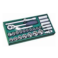 世达SATA 公制工具托10mm系列33件套