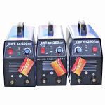 金亨昌JHC 逆变直流手工弧焊机蓝精灵系列(380V/220V)