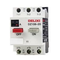 德力西DELIXI 电动机断路器DZ108-20/11型