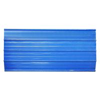 星峰 彩钢围挡板蓝色