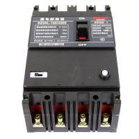 德力西DELIXI 塑壳漏电断路器DZ20L-160/4300型