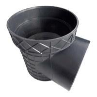 海井 塑料检查井流槽式起始井座