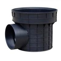 海井 塑料检查井流槽式起始井座(带收口井)