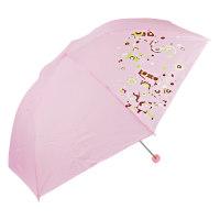 天堂Paradise 高密素色聚酯纺三折伞