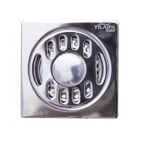 艺莱发YILAIFA 不锈钢铜自封地漏洗衣机用Y668-6