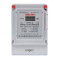 德力西DELIXI 三相四线插卡式电度表DDSY606型220V