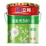 立邦 竹炭超亚光净味五合一内墙乳胶漆