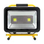 充电LED投光灯(带支架)